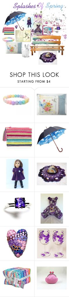 """""""Splashes"""" by patchworkcrafters ❤ liked on Polyvore featuring interior, interiors, interior design, home, home decor, interior decorating, Moleskine, Accessorize, Moma and Le Donne"""