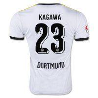 15-16 Dortmund Cheap KAGAWA #23 Third Replica Jersey [C23]