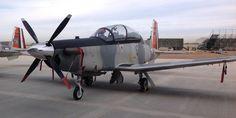 Fuerza Aerea Mexicana, Texan T6-C pertenecientes al Escuadrón Aéreo 402 con sede en Ciudad Ixtepec