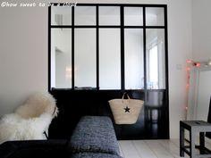 fenêtre atelier / sol blanc