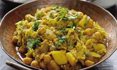 Chickpea, potato and kale curry recipe from Hugh Fearnley-Whittingstall  guardian.co.uk