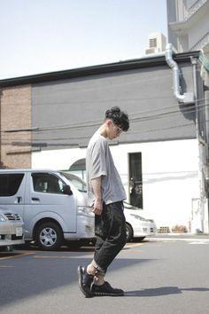 [Street Style] 藤井宗一郎 | 学生 | Harajuku (Tokyo)