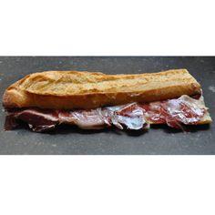 Le sandwich 100% luxe et ibérico des Grands d'Espagne 36, rue des Martyrs - 75018