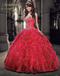 Disney Royal Ball Quinceanera Dress Sleeping Beauty Style 41010