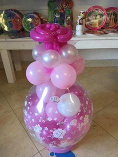 Balloon surprise!!