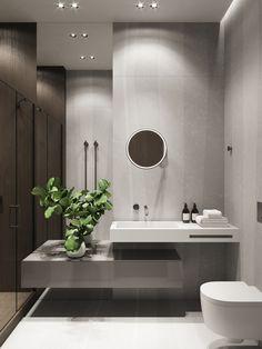 bathroom Interior Styling, Interior Decorating, Interior Design, Minimal Home, Toilet Design, Bathroom Design Small, Bathroom Ideas, Chic Bathrooms, Home Bedroom