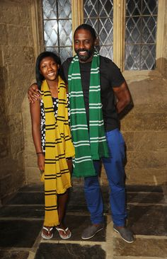 Daddy & Me | Idris E and his daughter