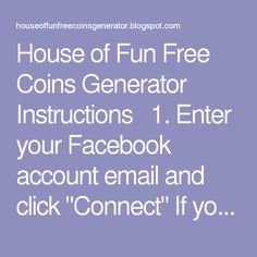 house of fun free coins generator