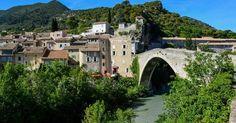 Nyons, una ciudad medieval con encanto del sur de Francia