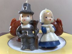 Gurley Vintage Thanksgiving Candles