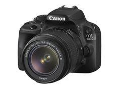 1x Canon EOS 100D Camera + kit! Jaaa die wil ik winnen :D
