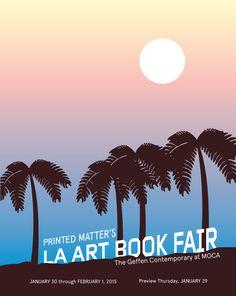 1/31,2/1/15 = LA Art Book Fair at MOCA
