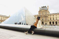 Paris   Louvre, Lafayette, Moulin Rouge e mais Torre Eiffel outfit petite jolie marieli mallmann compra se um fusca moda frança trip travel