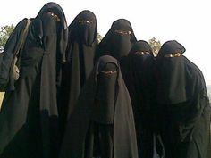 Muslim Women In Niqab | image muslimah wearing niqab niqab arabic arabian in niqab naqaab ...