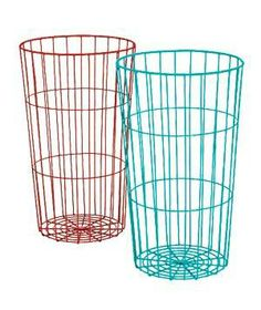 These Heavy Duty, Steel Wire Storage Baskets Were Built For Storing  Basketballs, Footballs