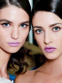 Lilac lipstick  | allure.com