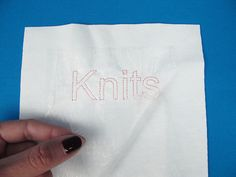 wonderful tips for machine embroidery at Eileen's machine embroidery blog