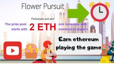 Earn ethereum through cryptoflower.