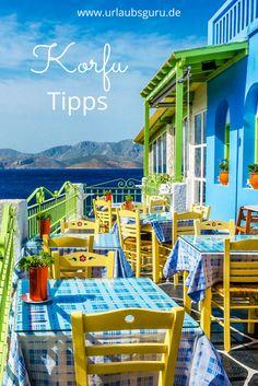 Korfu ist Griechenlands grünste Insel und wird euch garantiert verzaubern!