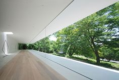 Glass-fronted gallery and house for a Florist Studio by Shinichi Ogawa & Associates Minimalist Architecture, Interior Architecture, Interior And Exterior, Fachada Colonial, New Homes, House Design, Gallery, Glass Panels, Facade