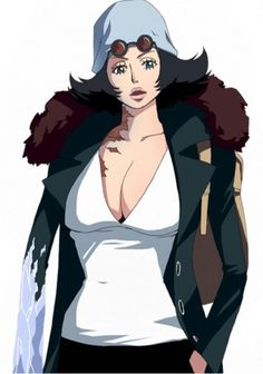 One Piece, Kuzan (fem)