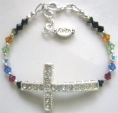 salvation bracelet with sideways cross - Googleyr Search