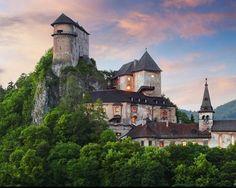 Castillo de Orava (Eslovaquia)