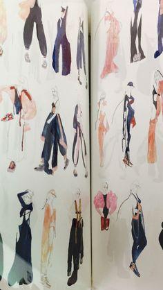 Fashion Sketchbook, Fashion Sketches, Fashion Illustrations, Sketchbook Inspiration, Sketchbook Ideas, Costume Design Sketch, Fashion Design Portfolio, Technical Drawing, Business Fashion