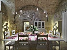 Architectural Gelato, an Italian Casa Frozen in Time - Ancient Surfaces Purveyor of Premium Antique Limestone Elements. Italy Architecture, Interior Architecture, Interior Decorating, Interior Design, Architectural Antiques, Stone Houses, Pergola, Hotels, Loft