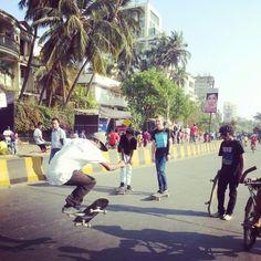 Car Free Day - Mumbai