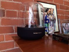 Add unrivalled sophisticated sound to your home with Aura, the #wirelessspeaker by Harman Kardon.
