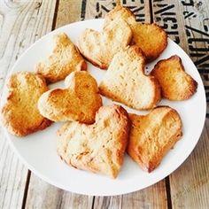 Glutenvrije en suikervrije Valentijnskoekjes!