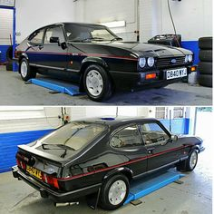 Ford Capri, Sexy Cars, Cars And Motorcycles, Muscle Cars, Old School, Super Cars, Classic Cars, Garage, Retro