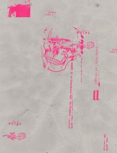 "Saatchi Art Artist Micosch Holland; Printmaking, ""Pink Nihilist, Limited Edition 1 of 10, Print 1"" #art"