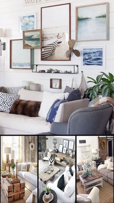 It may not be as easy to design a living room as it seems. You should remember a lot of things.  What theme, color palette, furniture, and many more will you pick. If in simplicity you like beauty, you can seek the concept of a farmhouse living room.  Neutral colors and organic materials are the key to the farmhouse living room. Rustic furniture is therefore a must-have piece for lovers of farmhouse fashion.