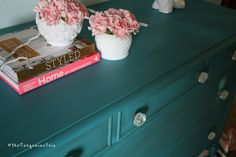 The Turquoise Iris ~ Vintage Modern Home: February 2016