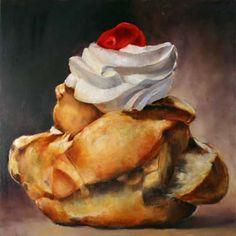 Nanda Palmieri | OIL | Cream Puff