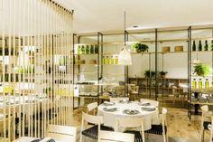 Marisquería Atrapallada por Zooco Estudio #restaurant ·interiorsdesign