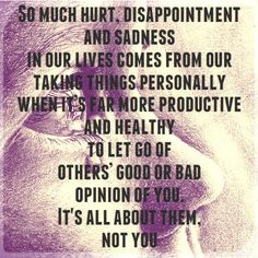 Love Your Life: So much hurt