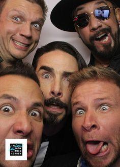 James Corden Became The Sixth Member Of Backstreet Boys For One Night - CBS.com