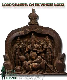 Wooden Sculptures, Sculpture Art, Spice Trade, Hindu Art, Lord Ganesha, Antiquities, Tribal Art, Art And Architecture, Folklore