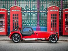 Una experiencia divertida: Caterham Seven 310 #car #cars #auto #automóvil #automobiles
