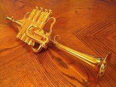 Harrelson Piccolo Trumpet Herald Style Complete Custom Modification of Benge | eBay
