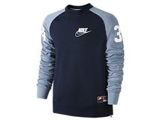 Nike Bo Crew Mesh Men's Sweatshirt