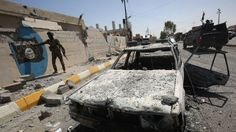 Nueve muertos en Irak en un doble ataque suicida contra altos mandos militares