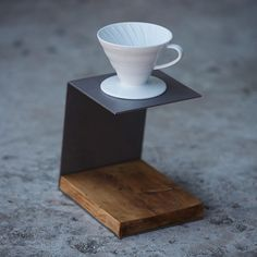 Pour-Over Coffee Stand   Huckberry