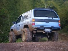deep well rims Mini Trucks, 4x4 Trucks, Lifted Trucks, Bicicletas Raleigh, Nissan Hardbody, Nissan Terrano, Toyota 4x4, Nissan Pathfinder, Off Road