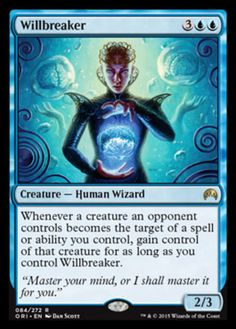 Willbreaker-x4-Magic-the-Gathering-4x-Magic-Origins-mtg-card-lot-NM-rare