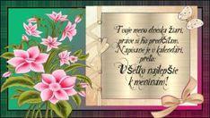 meninové priania – pre potešenie duše Letter Board, Lettering, Frame, Decor, Board, Decoration, Decorating, A Frame, Dekorasyon