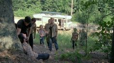 """Jim Gets Left Behind 